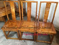 african mahogany wood - Antique mahogany furniture for home chair living room chairs luxury wood siting dinner chairs African Red sandalwood