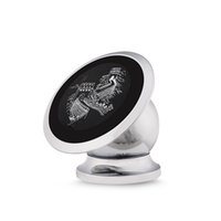 Wholesale 2016 Hot Sell universal magnetic mobile phone car mount security display holder with Rotation OEM ODM