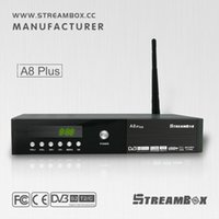 Wholesale Android combo DVB S2 DVB T2 DVB C K H P Power vu Hi3796 usb blue3 sateliete receiver IRD