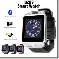 android packaging - DZ09 Smartwatch Grade A Bluetooth Smart Watch For Apple Samsung IOS Android Cell phone inch SIM Card with Retail Package