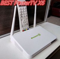 best tv iptv - Genuine PowerTV X6 Best Lifetime free forever IPTV channels Arabic android iptv box live TV channels europe France Africa