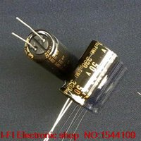 audio number - Spot a large number of new imported ELNA RBD Promise audio electrolytic capacitors Uf V