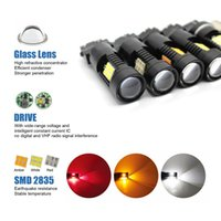 auto stop lights - Auto LED Parking Turn Signal Stop Brake Bulb Lamp Super Bright LED Bulbs with Projector