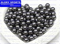 Wholesale quot mm Steel Balls Professional slingshot ammo outdoor