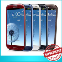 Wholesale 5x Samsung GALAXY S3 I9300 US Version Quad Core GSM G Unlocked inch Full HD Screen RAM GB ROM GB MP MP Camera DHL