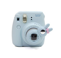 Wholesale Rabbit Style Instax Close Up Lens with Self portrait Mirror For Fujifilm Instax Mini mini s Camera and Polaroid