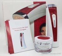Wholesale LED red light skin Rejuvenation vibration massager fade wrinkles beauty equipment Promotes Healthy Skin shrink pores