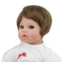 baby doll asian - Reborn Realistic Lifelike Ethnic Asian Chinese Newborn Baby Girls Dolls New Year Hot Sale Childer Gift Aniversario Brindes