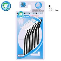 Wholesale Brand new GOOD TOOTH Interdental toothbrush brush top quality Gute brush l sss L mm