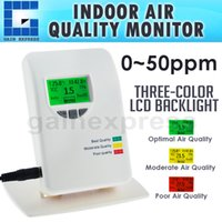 Wholesale VOC Tester Air Quality Meter LCD Color Coded Air Quality Indicator