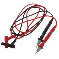 Wholesale 2pcs Electric probe Pen Digital Multimeter Voltmeter Ammeter Cable Tester New Arrival