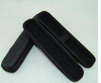 2016 Date Long Mini Case Case Zipper eCigarette Ego Zipper Sac en cuir pour Ego Evod Ce4 Protank Ego Démarrer Kit E Cig
