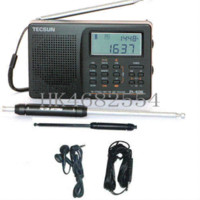Wholesale Tecsun PL Digital PLL Portable Radio FM Stereo LW SW MW DSP Receiver Nice Gift Radio Cheap Radio
