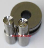 Wholesale NEW mm or mm die mold die set punch die Vitamine stamp for tablet pill press equipment
