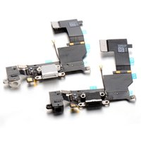 Wholesale Dock Connector Charger Charging Port Flex Cable for iPhone inch for iphone Plus inch fast shipping