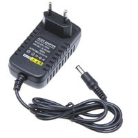 Wholesale AC V to DC V A Power Supply Converter Adapter for Led Lights Strips EU US Plug