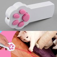 Wholesale FroliCat Cat Paw Shape Interactive Automatic Laser Pointer Pet Exercise Toy