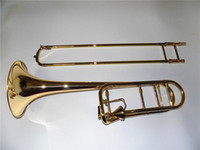 Wholesale Bb F Tapered Rotors Trombone Edward Copy by EMS Musical instruments