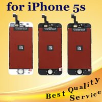 Wholesale One By One Test For iPhone G S C LCD Display Touch Screen Digitizer Full Assembly Free DHL Shipping