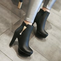 Wholesale Short boots Ladies fashion short boots Autumn and winter ladies favorite boots Manufacturers selling Quality assurance Exempt postage