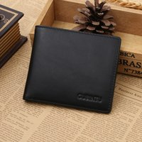bank trading - In the new RFID electromagnetic shielding foreign trade bank card wallet magnetically interlayer men leather wallet