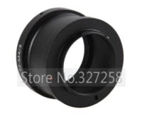 Wholesale Black aluminium Adapter Ring for Telescope T2 T Mount Lens for Panasonic Olympus Micro M43 Mount Camera