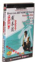 advanced martial arts - original advanced tutorial Bruce Lee Jeet kune do three escapement lock method DVD Speaker Wei Feng