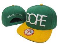 adjustment team - Dope Couture adjustment cap sports hat Team