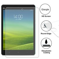Wholesale Qiaogle Anti explosion Tempered Glass Screen Protector Ultra Hard For Xiaomi Mi Pad Zoll Premium Screen Protector