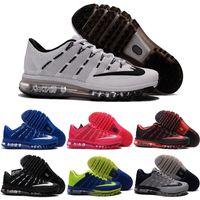 body cream - Cheap Running Shoes Men Women Air Cushion Sneakers High Quality Walking KPU White Black Sports Shoes Size