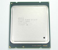 Wholesale Intel Xeon E5 Ghz Mb Core CPU Processor SR0H8 C1 W
