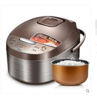 Wholesale Rice Cookers Intelligent home mini pot multi function quality goods A key to the large capacity reservation stainless steel