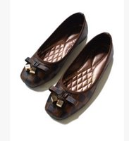 Wholesale Flat round head single shoes in Europe and the linen recreational shoe bigger sizes