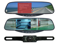 Wholesale Car Camera Upgraded Car Video Recorder Full HD P Car Video Camera Inch LCD with Dual Lens for Vehicles Front Rearview car dvr