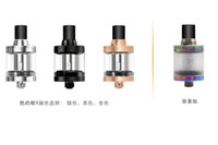 atomizer system - 100 Authentic Aspire nautilus X Atomizer ml Capacity Top Refilling with U Tech Coil System VS Aspire Cleito RTA Tank vaporizer