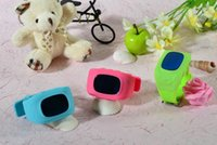 android communicator - Kid Smart Bracelet WristWatch Smartband Digital Watch Q50 GPS Position Bidirectional Call SOS Communicator For IOS Android Phone