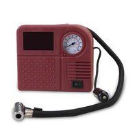 Wholesale Car accessory car repair tools kit DC12V car inflator pump universal portable emergency car tire inflator