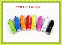 auto power adaptor - Universal DUAL CAR CHARGER Duckbill Car Charger A A Auto Charger Adatper for Samsung Sony LG Cellphone car chargers Power Adaptor