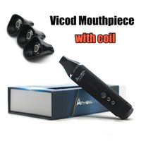 Wholesale Replacement Mouthpieces For Vicod Vaporizer Kit Coils Built in Drip Tip Vicod Mouth Piece For E Cigs
