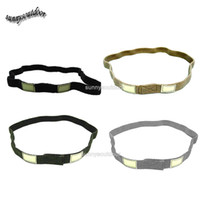 airsoft safety gear - Outdoor Sports Gear Airsoft Shooting Riding Tactical Airsoft Fast Helmet Accessory Reflective Safety Band Tactical Helmet Cat Eye