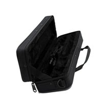 Wholesale Professional portable lightweight bag for western concert holes flute gig box cotton padded waterproof durable case cover backpack