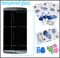 Wholesale For LG Stylo LG K7 K10 Tempered Glass LG V10 G4 Screen Protector For LG LS770 Grand Prime G5308 Film Explosion proof in paper package