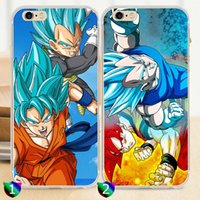 amazing dragons - 2016 Dragon Ball Super Fighting Amazing Soft Skin Cases for iPhone S S SE C Plus Cover