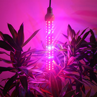 b eds - ed lights honda civic W W Full Spectrum Hydroponics LED Grow Light Tube Lamp Greenhouse Plants Flowering Growing LED B