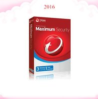 Cheap Newest 2016 Trend Micro Titanium Maxmium Security 1Year 365days 3pc 3user
