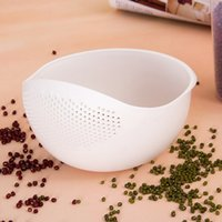 basket for vegetable - multifunction kitchen toolcooking tools plastic colander cookware for kitchen basket strainer gadget for vegetables rice