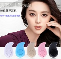 Cheap Mini Bluetooth Earphone Best stereo light