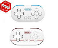 Hot Mini 8Bitdo ZERO Bluetooth Gamepad Wireless Game Controller Shutter pour Android iOS Windows Mac OS