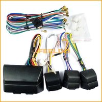 auto wiring harness - Auto parts Universal Car Power Window Switches With Holder And Wire Harness easy to install