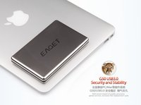 Wholesale usb Original Eaget G50 TB G Full Stainless Steel Shockproof Enclosure USB High Speed HDD Desktop Laptop Mobile Hard Disk